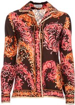 Emilio Pucci Pre Owned 1970's patterned shirt