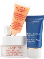 Clarins 'Skin Solutions - Multi-Active' Set ($82 Value)