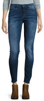 Buffalo David Bitton Mid-Rise Ankle Cut Skinny Jeans