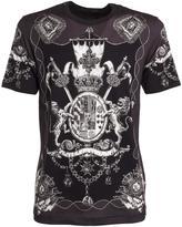 Dolce & Gabbana Crest Print T-shirt
