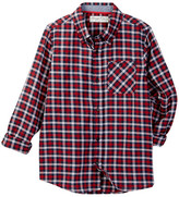 Sovereign Code Urban Plaid Shirt (Big Boys)