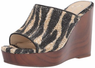 Jessica Simpson womens Shantell slides sandals