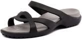 Crocs Meleen Twist Sandal Black/Smoke