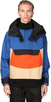 Loewe Eye Nature Nylon Anorak Jacket