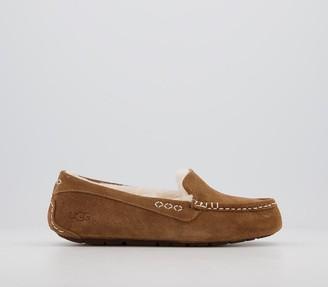 UGG Ansley Slippers Chestnut