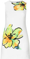 Ralph Lauren Woman Floral-Print Crepe Dress