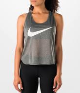 Nike Women's Run Free Cool Swoosh Running Tank