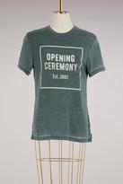 Opening Ceremony Cotton logo t-shirt
