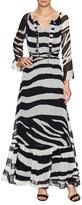 Diane von Furstenberg Simonia Silk Gown