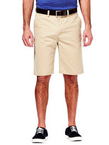 Haggar Repreve Eco Short- Straight fit, Flat Front, Flex Waistband