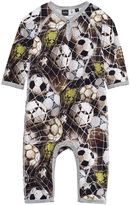 Molo Balls in Net Print Fleming Bodysuit