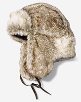 Eddie Bauer Truckee Faux Fur Trapper Hat