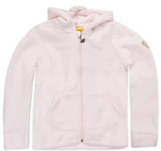 Steiff Baby Sweatshirt 0006837 Jacket, Softgrey Melange, (Size:110)