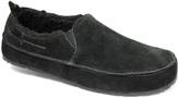 Lamo Black Nantucket Suede Slip-On Shoe - Men