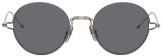 Thom Browne Silver TBS915 Sunglasses