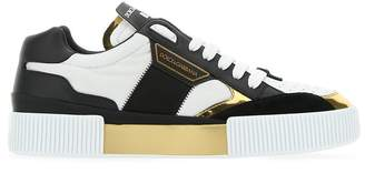 Dolce & Gabbana Miami Logo Sneakers
