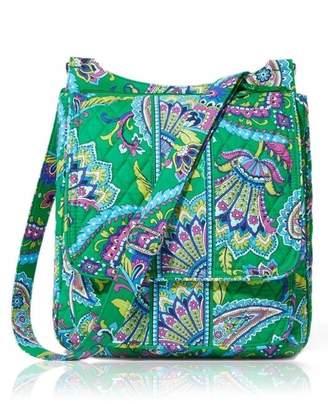 Vera Bradley Emerald Paisley Mailbag