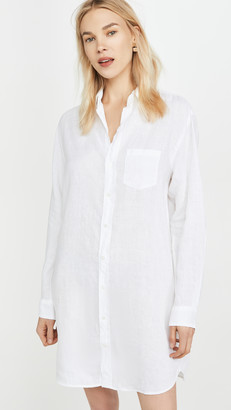 Frank And Eileen Mary Linen Dress