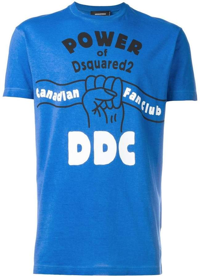 DSQUARED2 Power of T-shirt