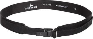 Stone Island 40mm Logo Webbing Belt