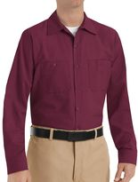 Mens Burgundy Button Down - ShopStyle