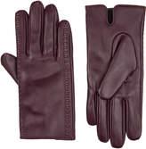 Accessorize Stitch Detail Leather Gloves