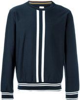Paul Smith vertical stripe sweatshirt - men - Cotton - S