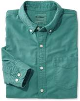 L.L. Bean Lakewashed Sport Shirt, Slightly Fitted