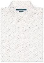 Perry Ellis Mini Multi-Color Triangle Print Shirt
