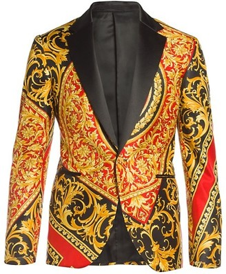 Versace Silk Dinner Jacket