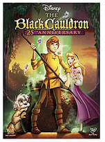 Disney Black Cauldron 25th Anniversary Edition DVD