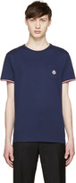 Moncler Navy Pocket T-Shirt