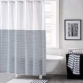 DKNY Parsons Stripe Shower Curtain
