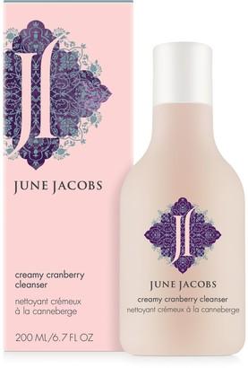 June Jacobs Creamy Cranberry Cleanser, 6.7-fl oz