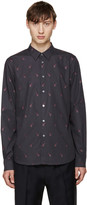Paul Smith Grey Giraffe Shirt