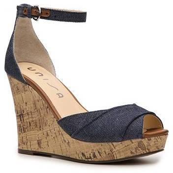 Unisa Monet Wedge Sandal
