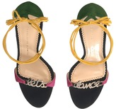 Charlotte Olympia Let's Dance High Heels
