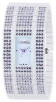 Haurex Women's WX368DWL Honey PC White Watch