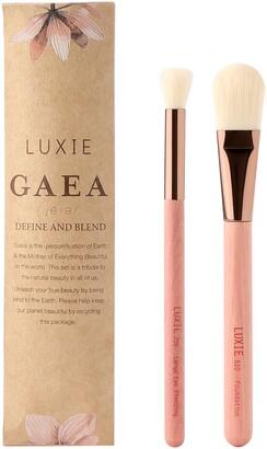 Luxie Gaea Define & Blend Brush Set