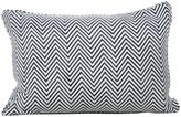 DAY Birger et Mikkelsen Shark Bone Cushion Cover - Black - 40x60cm