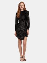A.L.C. Jane Mini Velvet Dress