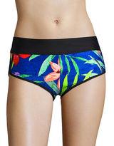 Next Go Girl Tropical Fusion Print Boy Shorts