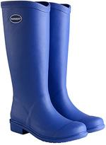 Havaianas Marine Blue Matte Galochas Hi Rain Boot - Women