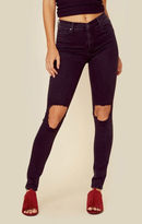 Black Orchid gisele high rise skinny jeans