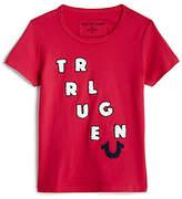 True Religion Chenille Toddler/Little Kids Tee