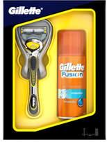Gillette ProShield + Gel Gift Set