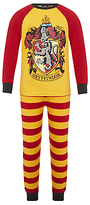 Harry Potter Children's Gryffindor Pyjamas, Yellow/Red