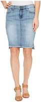 KUT from the Kloth Connie Hi-Low Skirt in Dashing Women's Skirt