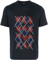 Z Zegna graphic print T-shirt