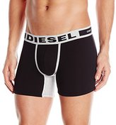 Diesel Men's Fresh and Bright Helong Cotton Modal Boxer Brief